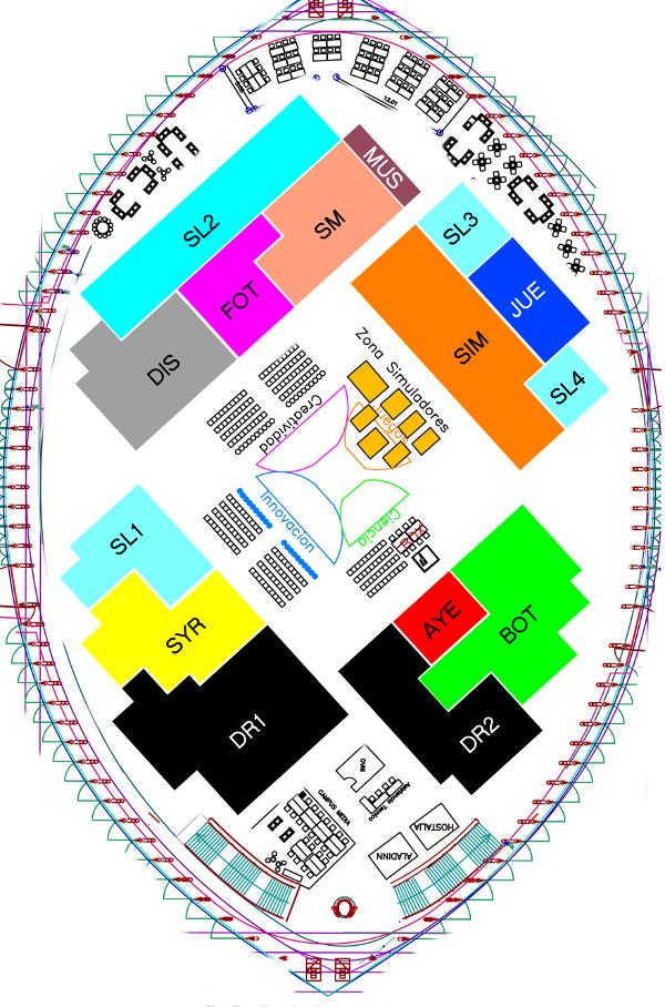 Bathroom design tumblr - Campuseros Net 187 Cpes15 Distribuci 243 N De Areas Dentro