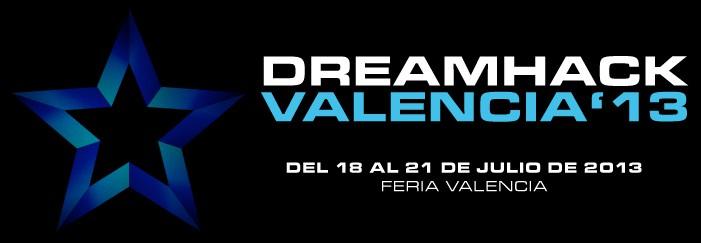 Información sobre el lugar y fechas del evento de la Dreamhack 2013